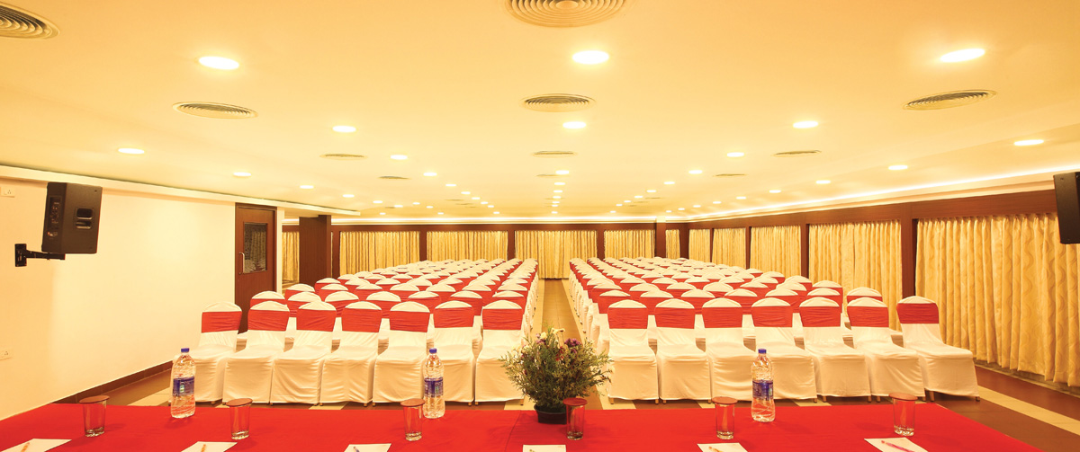 Cochin Palace Conference and Meeting Facility Area Banner