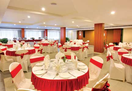Conference and Banquet facilities in Ernakulam | Packaged tourist